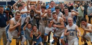 Hampton Boys Basketball