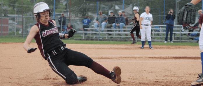 District softball brackets released