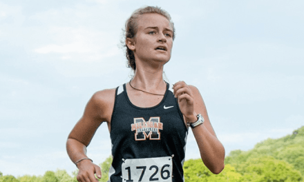 Segrave leads Milligan on day one of AAC meet
