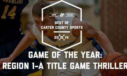 Game of the Year: Hampton-South Greene Region 1-A title