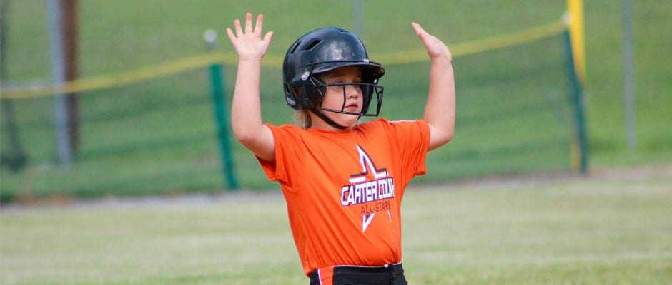 Little League All-Stars kick off