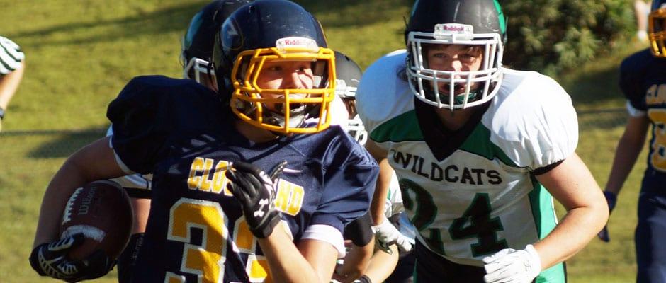 Photo Gallery: Cloudland Jr. High vs. Cranberry