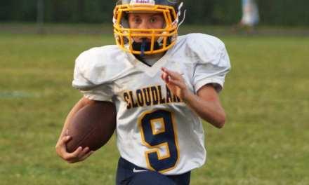 Photo Gallery: Hampton-Cloudland Jr. High Football