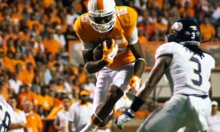 Tennessee rolls over Western Carolina