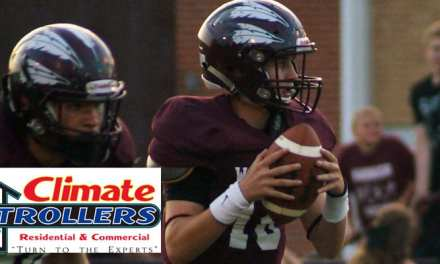 Haun named Climate Controllers' Player of the Week