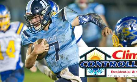Jones earns Climate Controllers' Player of Week