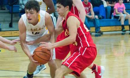 'Landers roll past Cornerstone, falls to Oak Hill