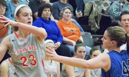 Lady Cyclones advance to Doc Maples title game