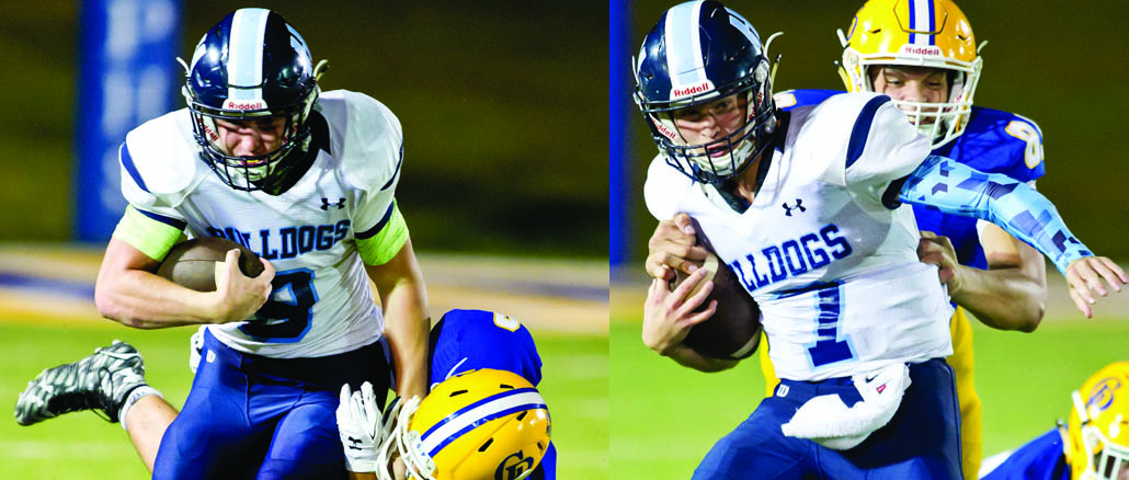 Hampton's Jones, Lunsford named All-State