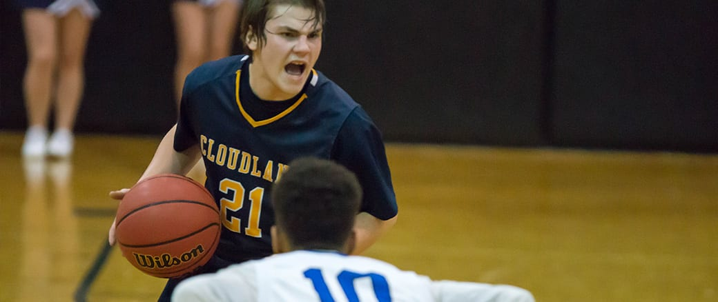 Cloudland unable to rally in regional semi