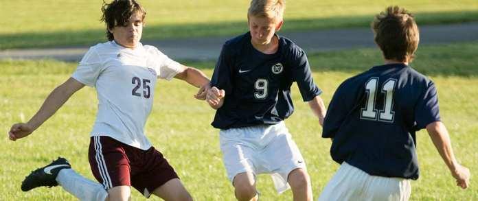 Photo Gallery: HV vs. Hampton soccer