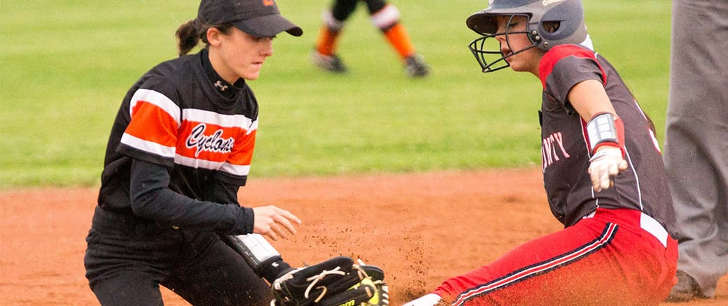 Lady Cyclones fall in substate action