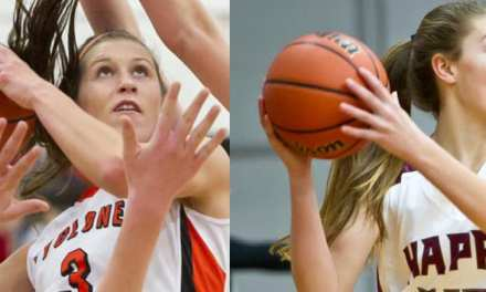 Johnson and Marosites named to TSWA All-State team
