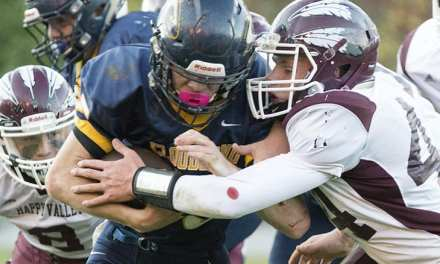 Photo Gallery: Happy Valley at Cloudland JV football