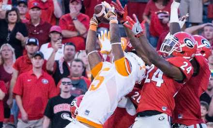 Desperation pass goes the way of Vols at Georgia