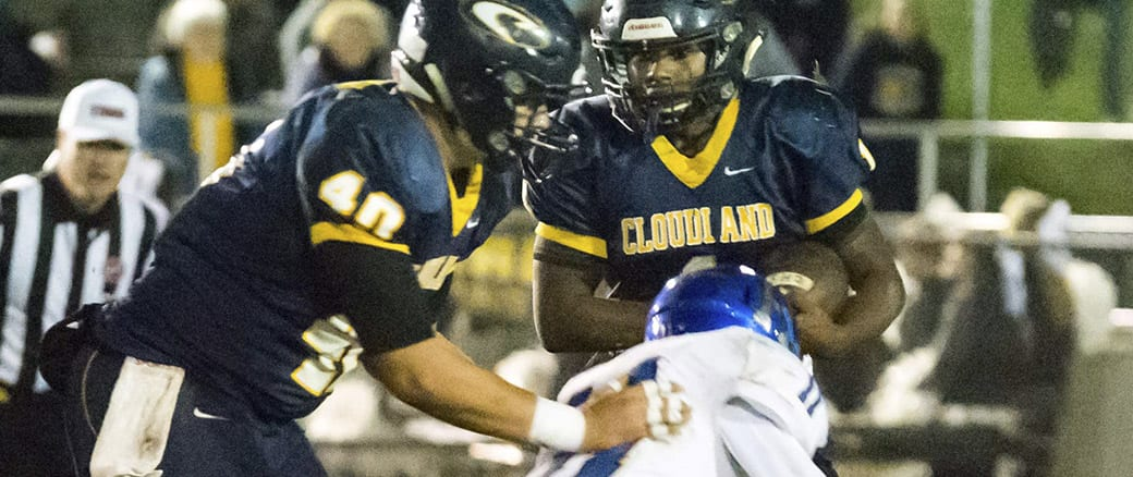 Arnett, 'Landers rally to advance in instant classic