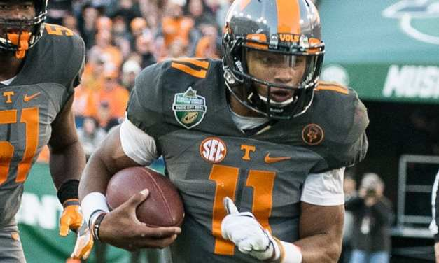 Dobbs, Vols take Music City Bowl