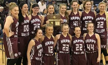 Happy Valley claims District 1-AA crown; Lady Cyclones fall in consolation