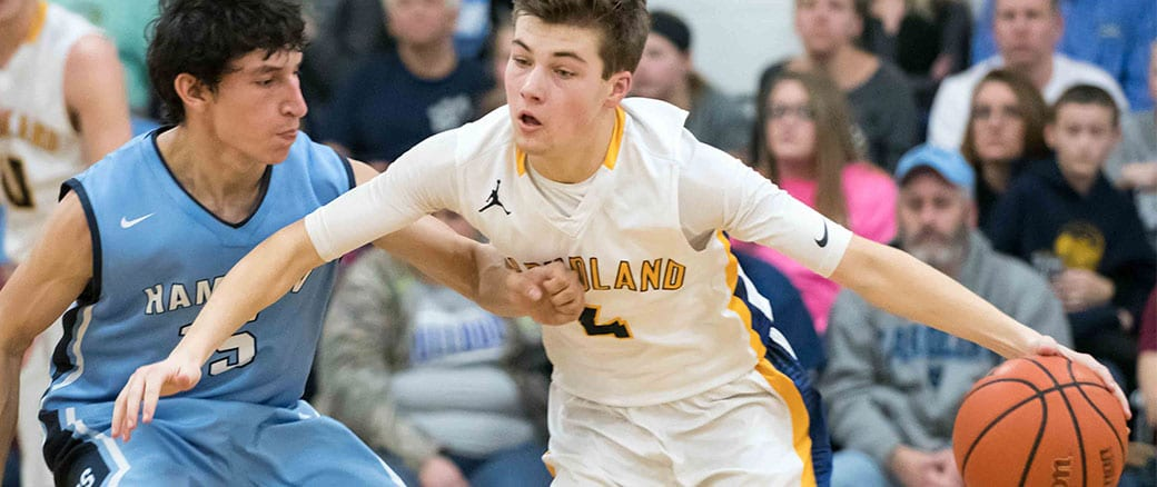 Hampton takes two thrillers at Cloudland