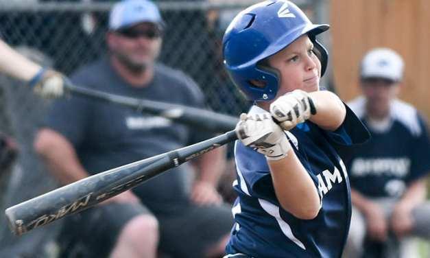 Photo Gallery: Cloudland at Hampton MS Baseball