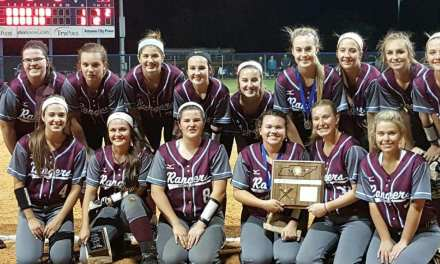 Lady Rangers claim District 1-A title