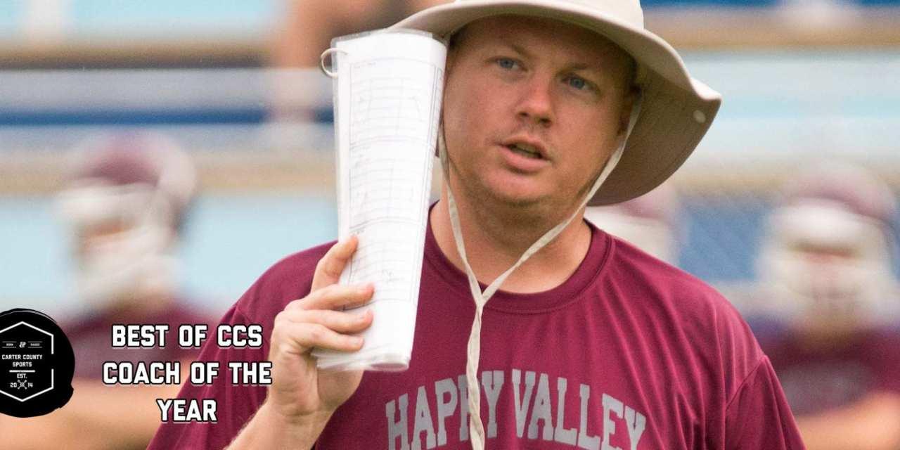 HV's Jarrett named CCS Coach of the Year