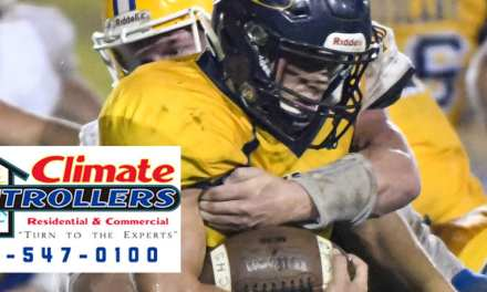 Coffey runs to Climate Controllers Player of the Week award