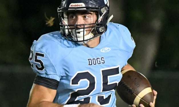 Bulldogs run past Trinity in season opener