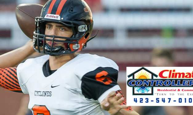 Everett named Climate Controllers Player of the Week