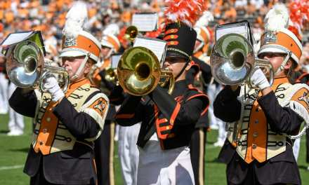 Photo Gallery: Elizabethton Band at Neyland Stadium