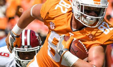 Tennessee overcomes lackluster performance for win