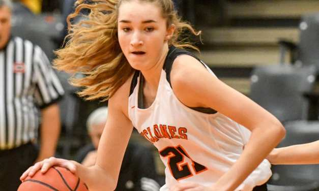 Lady Cyclones drop first game at HHI
