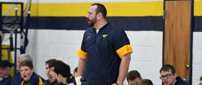 Cloudland's Harrison Steps Down from Helm of Boys' Basketball Program