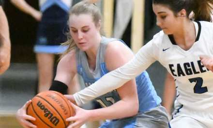 Hampton unable to complete upset at Cosby