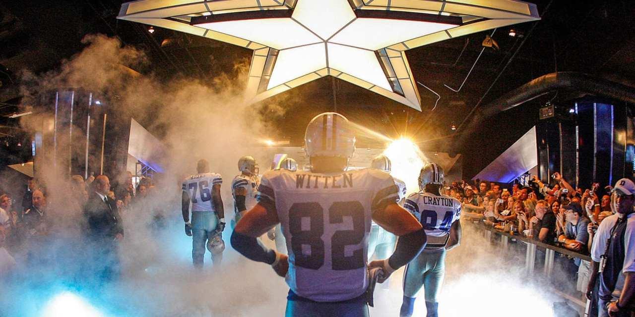 Witten Is Back: Elizabethton native returning to Dallas