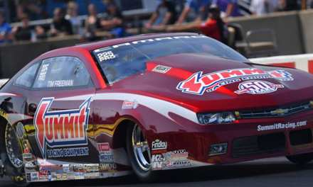 Roan Mountain's Freeman set to compete in NHRA Pro Stock