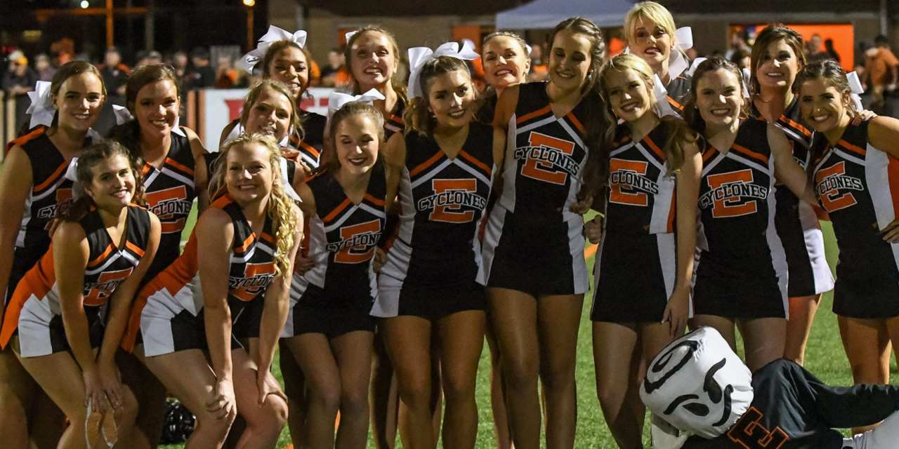 Lady Cyclone Cheerleaders to host Cheer Camps