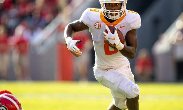 Tennessee falls to Georgia on the road