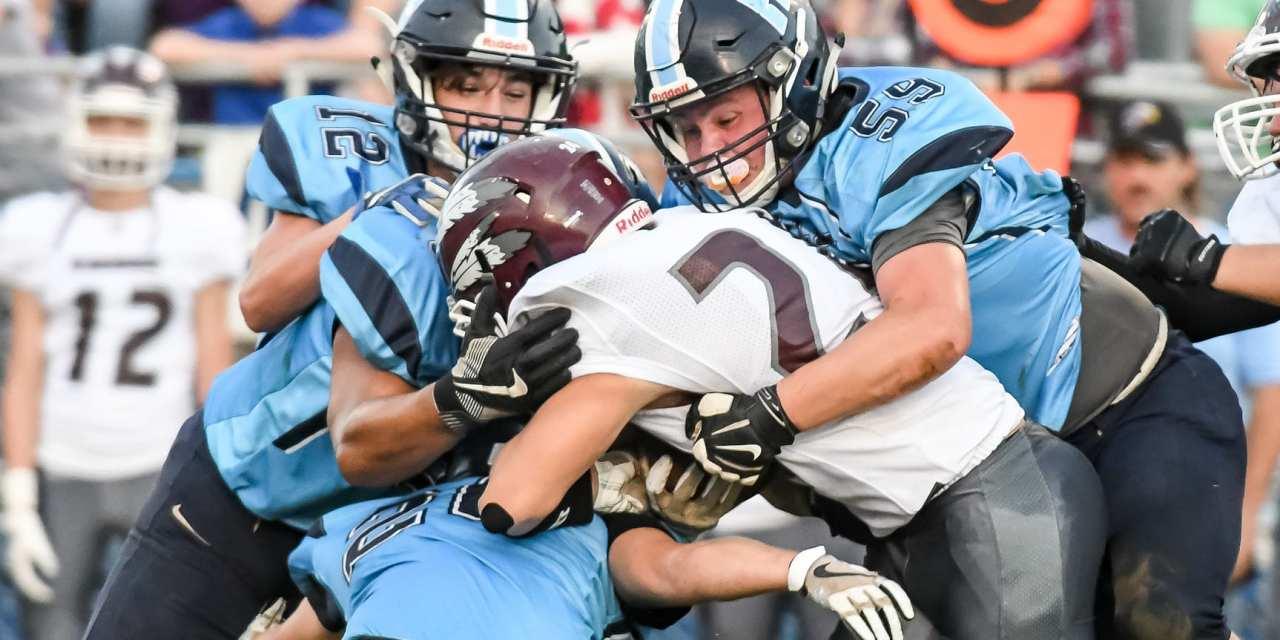 Hampton holds off HV in defensive battle