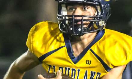 'Landers pull away for win against Indians
