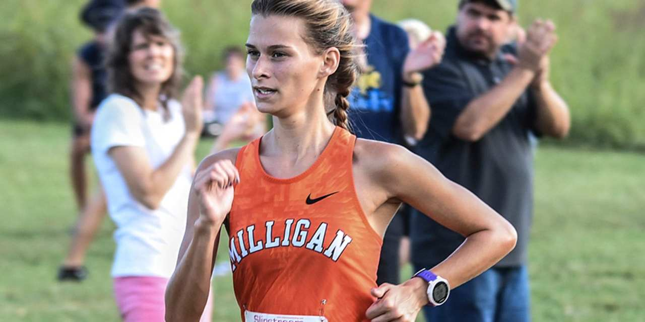 Milligan Women's CC wins opening meet; Buffs runner-up