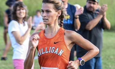 Milligan Women's CC wins opening meet; Buffs runner-up