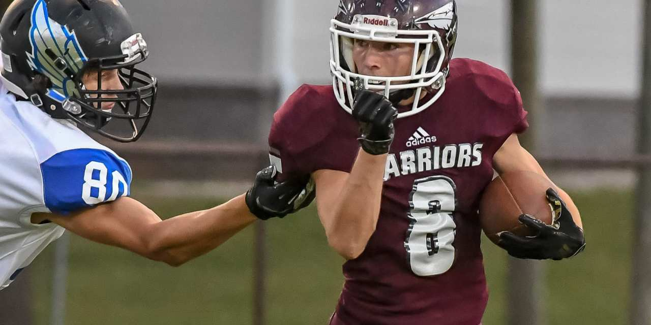 HV pulls away for Homecoming win