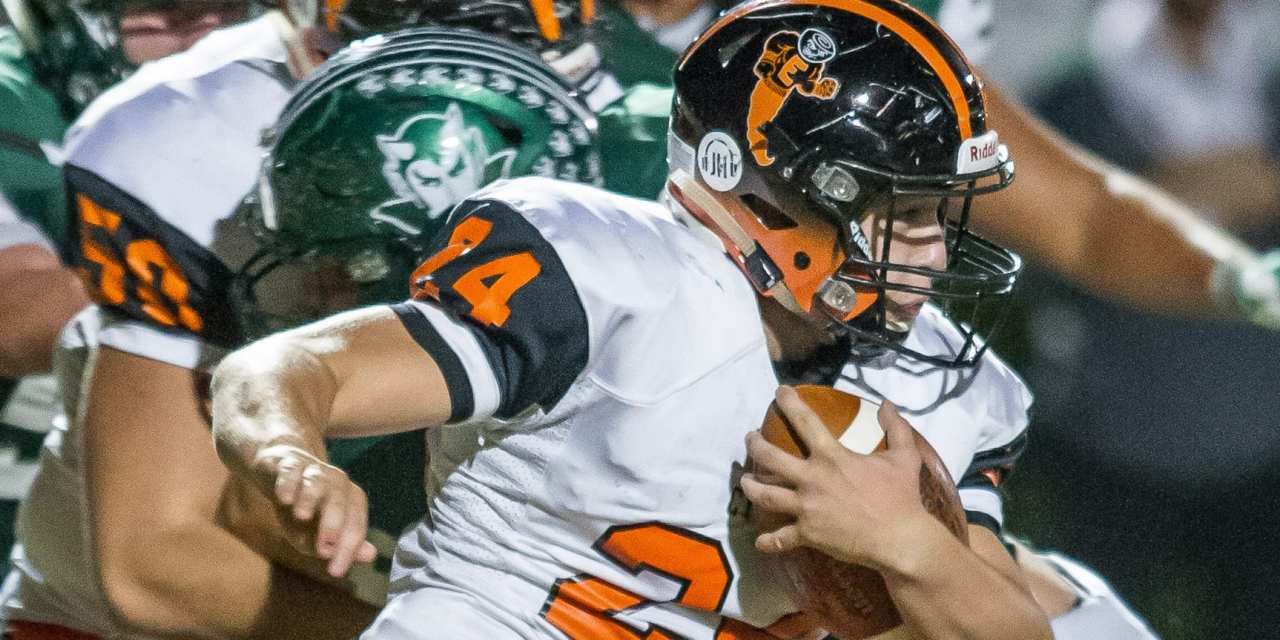 Elizabethton comes up short at Greeneville in battle of unbeatens
