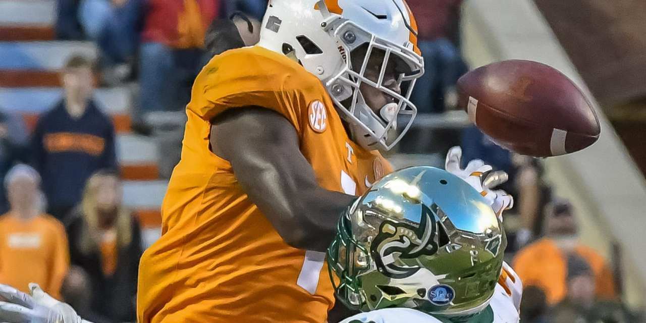 Photo Gallery: Vols win on Homecoming over UNC Charlotte