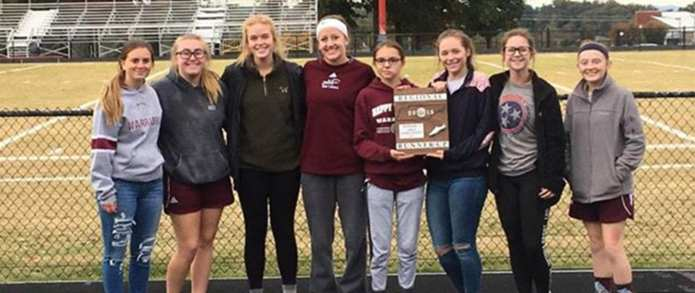 Lady Warriors cross country headed to state