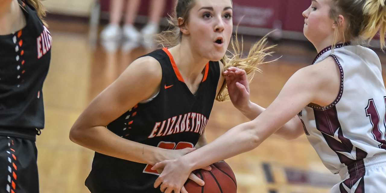 Lady Cyclones pull away from HV to advance to District 1-AA semifinals