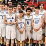 Hampton falls in TMSAA championship game