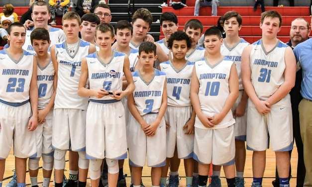 Hampton falls in TMSAA championship game