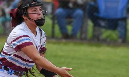Lady Rangers roll past Greenback in Region 1-A Tournament